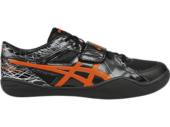 Unisex Track And Field Gear Shoes. Long Jump Pro Black/Flash Coral/Silver.  $120.00. Throw Pro