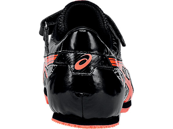 Long Jump Pro Black/Flash Coral/Silver 27