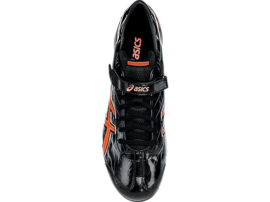 Long Jump Pro Black/Flash Coral/Silver 23
