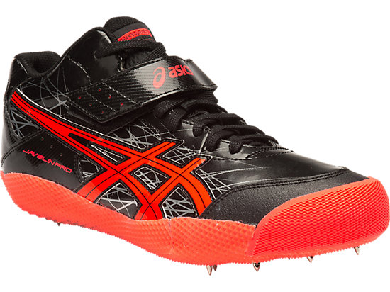 JAVELIN PRO BLACK/ FLASH CORAL/ SILVER