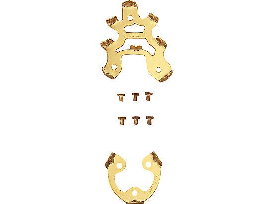 取り替え用8本歯金具(ビス式), アッシュグレー