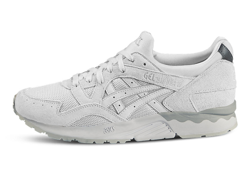 GEL-LYTE V WHITE/WHITE 5