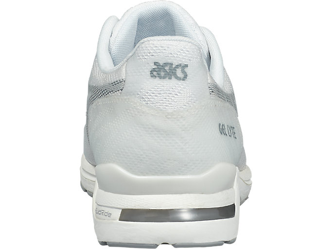 Back view of GEL-LYTE EVO NT, White/Midgrey