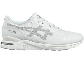 Right side view of GEL-LYTE EVO NT, WHITE/MIDGREY