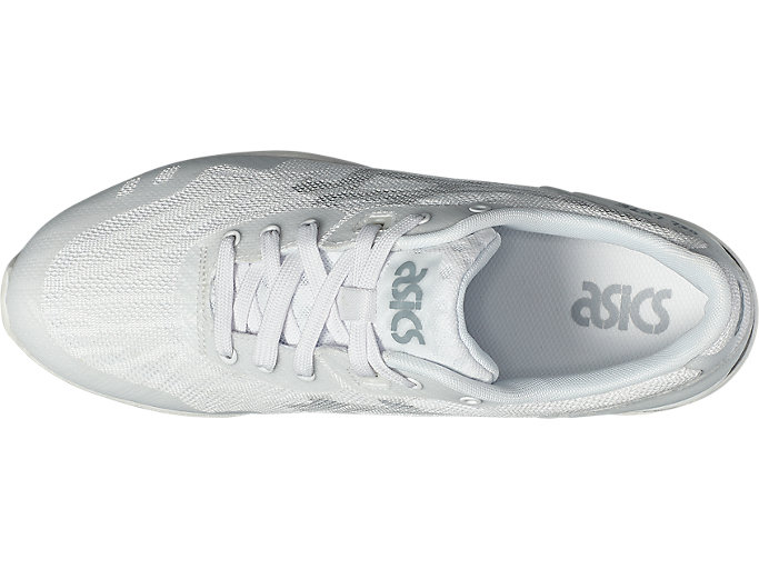 Top view of GEL-LYTE EVO NT, White/Midgrey