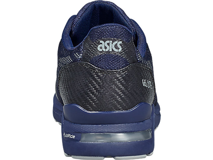 Back view of GEL-LYTE EVO NT, Indigo Blue/Midgrey