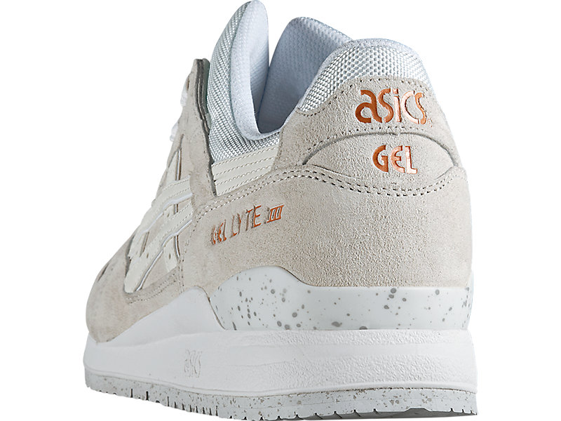 GEL-LYTE III SLIGHT WHITE/SLIGHT WHITE 13 BK