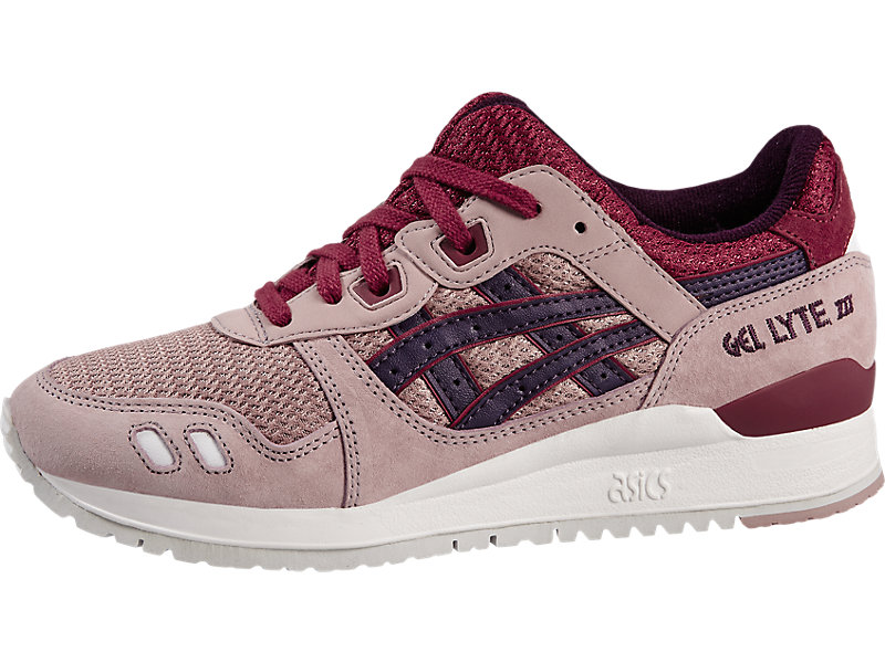 GEL-LYTE III ADOBE ROSE/PURPLE 1