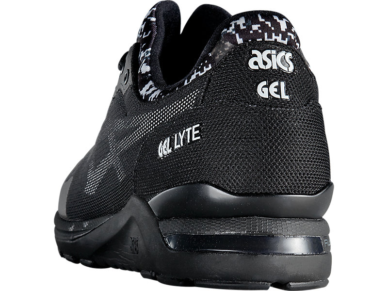 GEL-LYTE EVO BLACK/WHITE 13