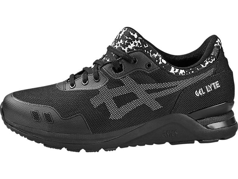 GEL-LYTE EVO BLACK/WHITE 1