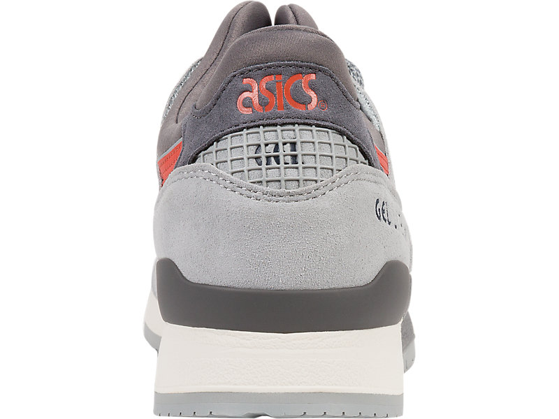 GEL-Lyte III LGT GREY/CHILI 25 BK