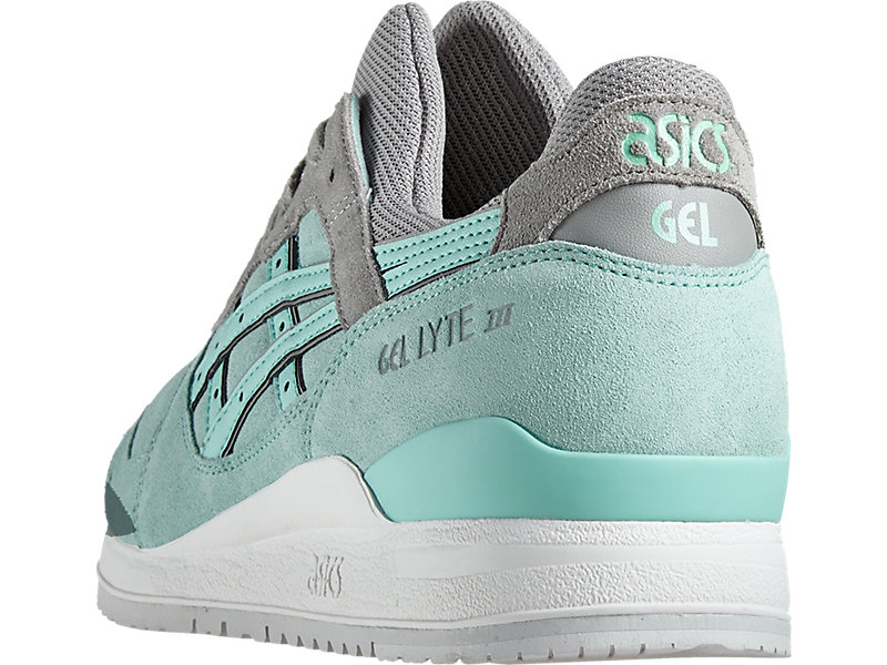GEL-LYTE III TROPICAL GREEN/TROPICAL GREEN 13 BK