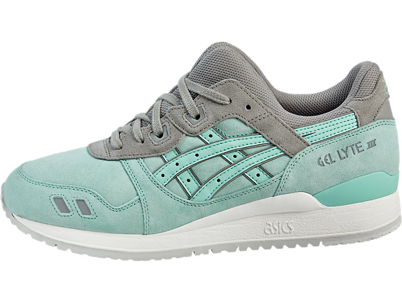 GEL-LYTE III TROPICAL GREEN/TROPICAL GREEN 1 FR