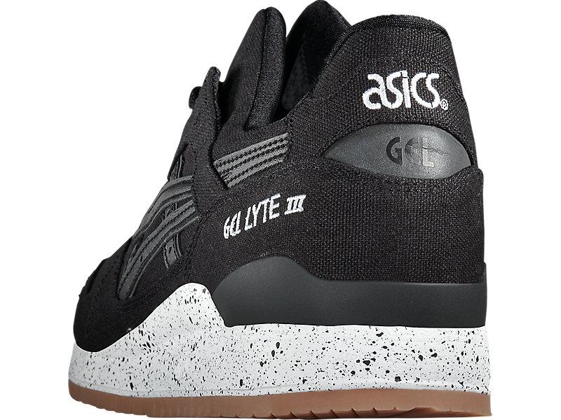 GEL-LYTE III BLACK/BLACK 13 BK