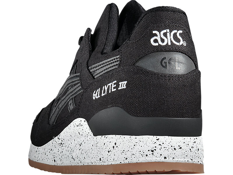 GEL-LYTE III BLACK/BLACK 13