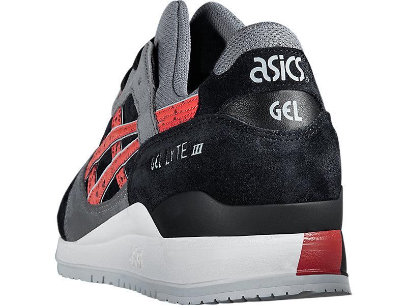 GEL-Lyte III Black/Chili 13 BK