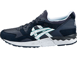 GEL-LYTE V, INDIAN INK/WHITE