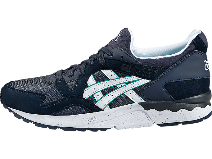 2103c29c20433 GEL-LYTE V | Unisex | INDIAN INK/WHITE | Men's Sneakers | ASICS Tiger NL