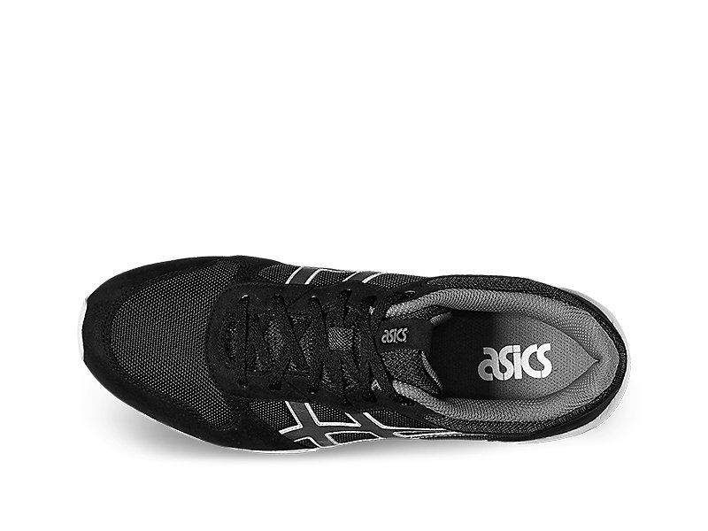 SHAW RUNNER BLACK / GREY 9