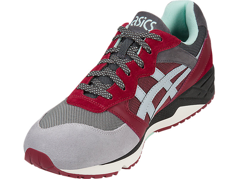 GEL-Lique Ot Red/Mid-grey 13 FL