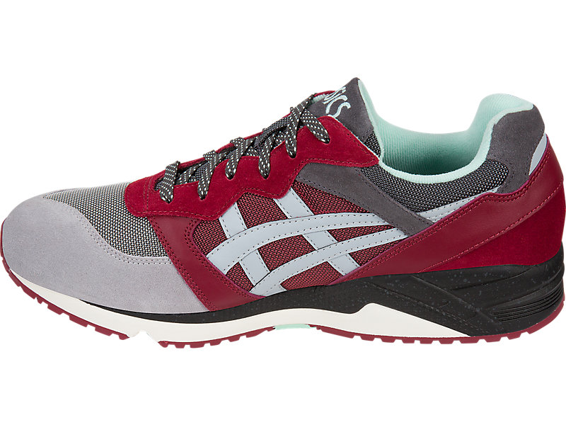 GEL-Lique Ot Red/Mid-grey 9 FR
