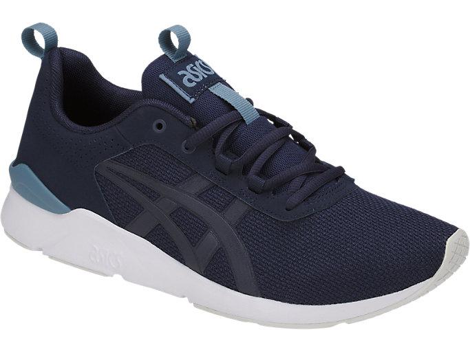 Front Right view of GEL-LYTE RUNNER, PEACOAT/PEACOAT