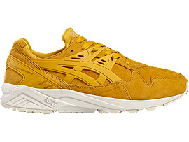 Right side view of GEL-KAYANO TRAINER, Golden Yellow/Golden Yellow