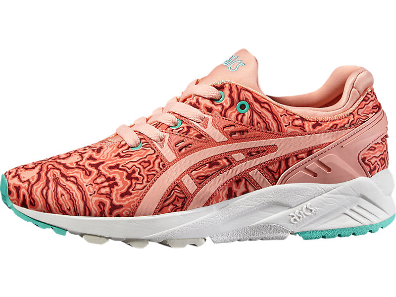 GEL-Kayano Trainer EVO Hot Coral/Peach Melba 1 FR