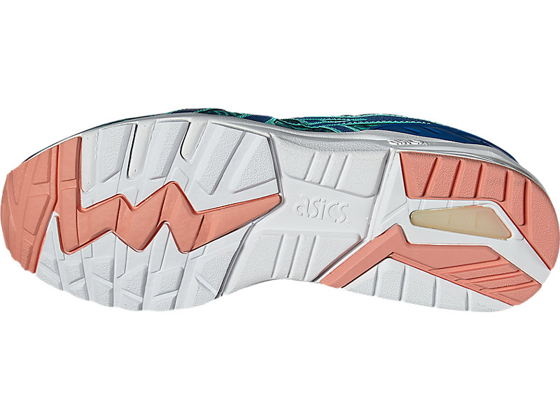 GEL-KAYANO TRAINER EVO KING FISHER/SEA PORT 5
