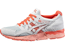 Front Right view of GEL-LYTE V, SOFT GREY/SOFT GREY