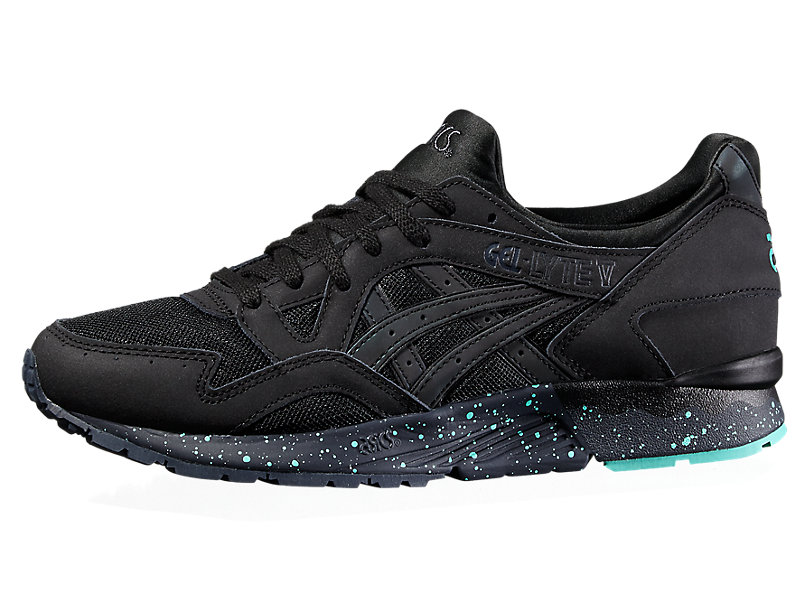 GEL-LYTE V BLACK/BLACK 5