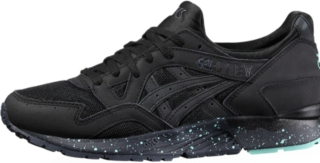 gel lyte v all black