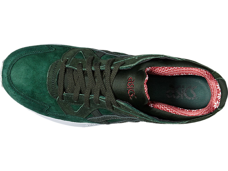 GEL-LYTE V DARK GREEN/DUFFLE BAG 13 TP