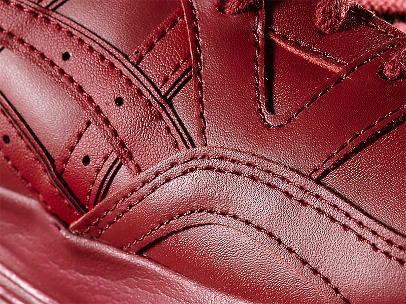 GEL-LYTE V BURGUNDY 17 Z