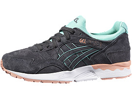 Right side view of GEL-LYTE V, DARK GREY/DARK GREY