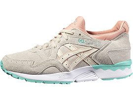 Right side view of GEL-LYTE V, WHISPER PINK/WHISPER PINK