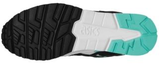 Lyte Asics Gel 5 En Blanco Y Negro O5n6XF