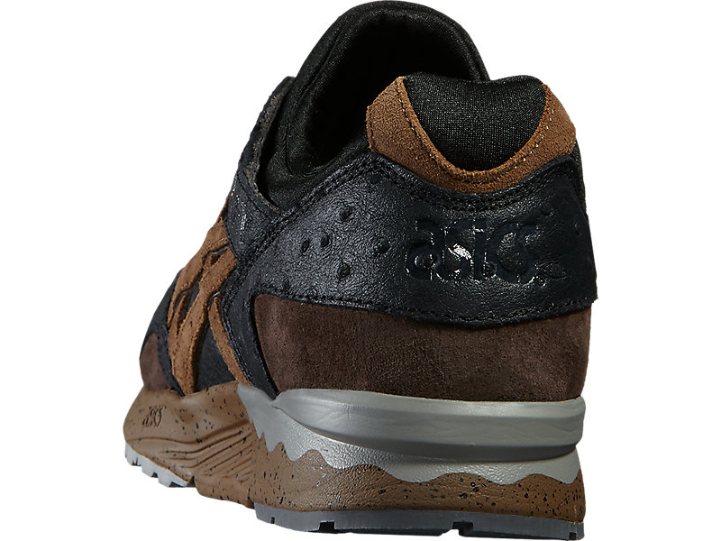 GEL-Lyte V Black/Mid Brown 13 BK