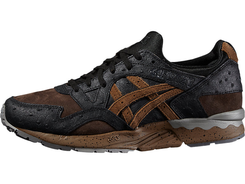 GEL-Lyte V Black/Mid Brown 1 FR