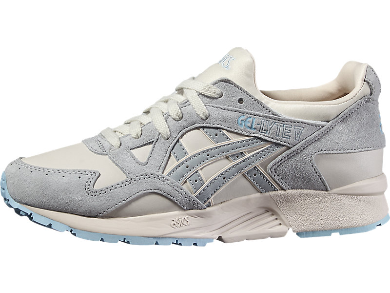 GEL-LYTE V MOONBEAM/LIGHT GREY 1