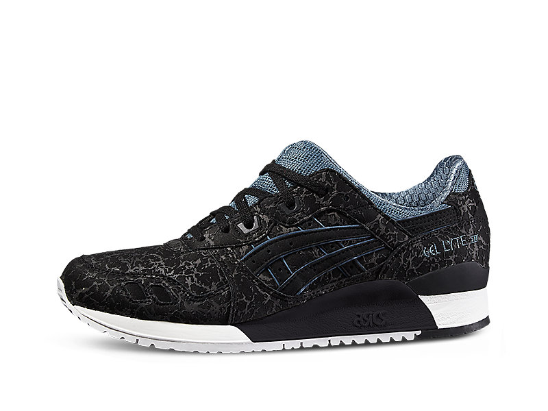 GEL-LYTE III BLACK 1 FR