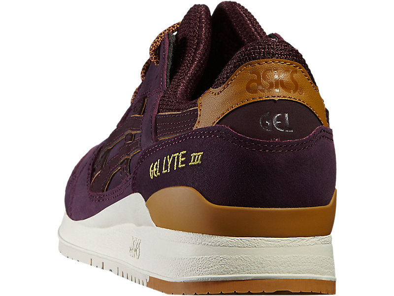 GEL-LYTE III RIOJA RED 13 BK
