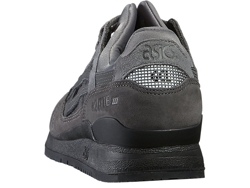 GEL-LYTE III DARK GREY/DARK GREY 17 BK