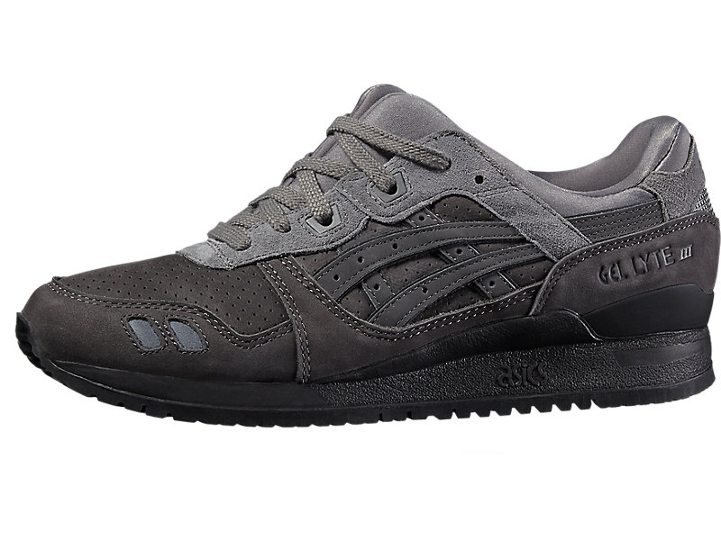 GEL-LYTE III DARK GREY/DARK GREY 5