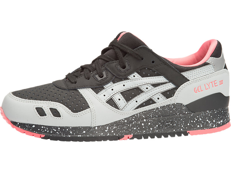 GEL-Lyte III Black/Light Grey 1 RT