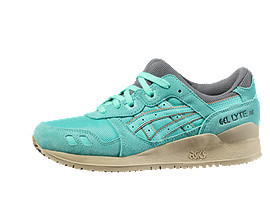 Front Right view of GEL-LYTE III, COCKATOO/COCKATOO