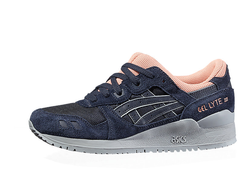 GEL-Lyte III India Ink/India Ink 5 FR