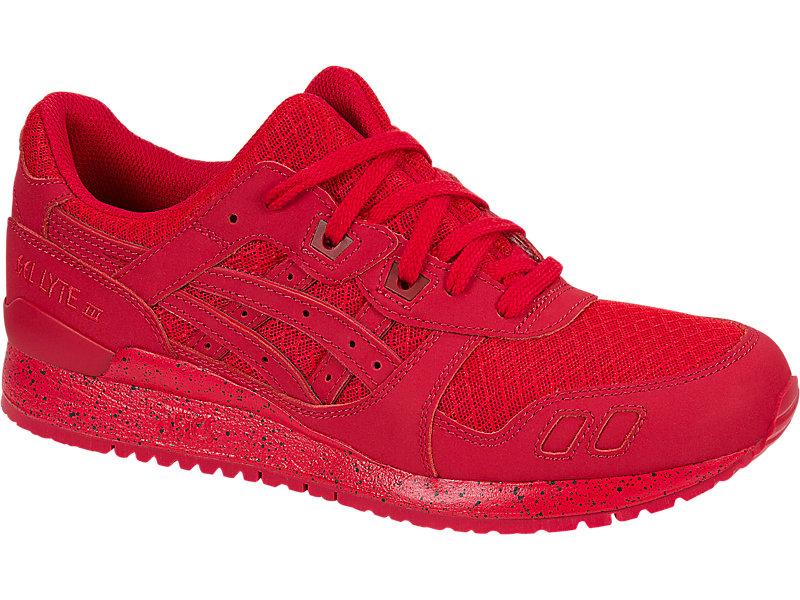 GEL-Lyte III Red/Red 5 FR