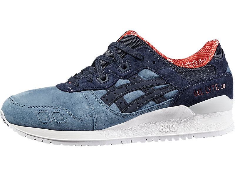 GEL-LYTE III BLUE MIRAGE/INDIA INK 5