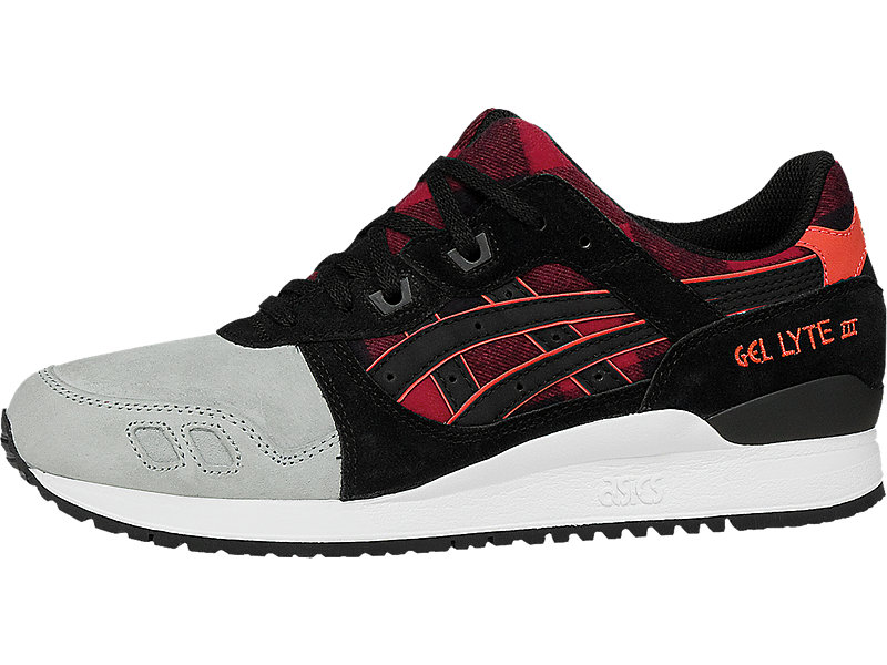 GEL-Lyte III Red/Black 1 RT